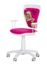 Scaun de copii GT Barbie Heart BR